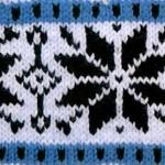 Nordic Star Knitting Pattern