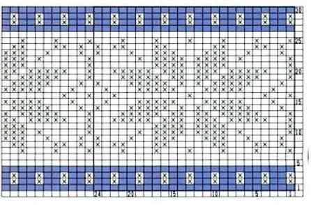 nordic-star-knitting-pattern-chart