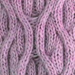 Reversible Cable Knitting Stitch