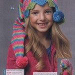 Santa's Helper Knitted Hat