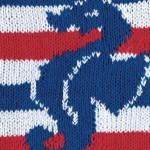 Seahorse Colorwork Knitting Pattern