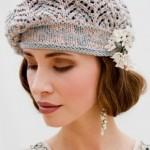 Albero 'Odette' Beret Knitting Pattern