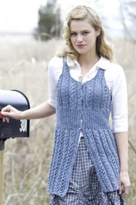 Alice in Wonderland Duster