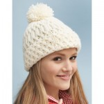 Aran Hat Knitting Pattern