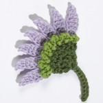 Aster Crochet Flower