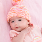 Baby's First Hat Free Knitting Pattern