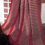 Cables 'N Tweed AfghanCables 'N Tweed Afghan