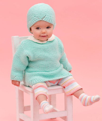 Camilla Babe Sweater & Hat