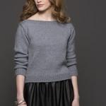 Debora Pullover Knit Pattern
