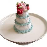 Wedding Cake Amigurumi