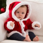 Santa Baby Sweater Knitting Pattern