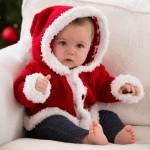 Santa Baby Sweater Knitting Pattern