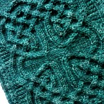 Nennir Celtic Knotwork Cowl