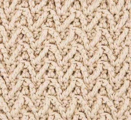 crochet-arrowhead-stitch