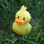Lil' Ducks Crochet Amigurumi