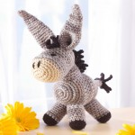Donkey Crochet Pattern