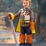 Medieval Prince Crochet Costume Pattern
