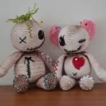 Cute Voodoo Crochet Amigurumi