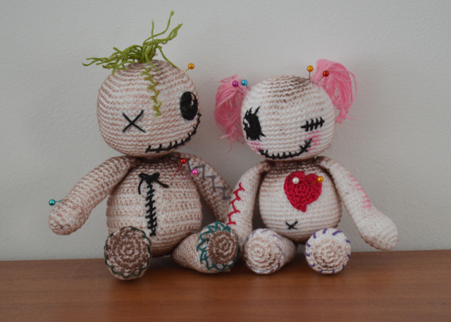 Crochet Amigurumi Voodoo Doll : Pics Photos - Voodoo Doll Patterns Free Picture