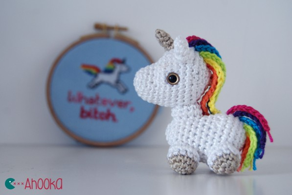 Crochet Unicorn : Crochet Unicorn Amigurumi ? Knitting Bee