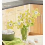 Daffodil Bouquet Crochet Pattern Free