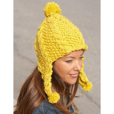 Free knit hat patterns Patterns ⋆ Knitting Bee (59 free knitting ...