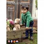 Hazel Cardigan in Rowan Baby Merino Silk DK