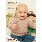Jiminy Jumper in Rowan Baby Merino Silk DK