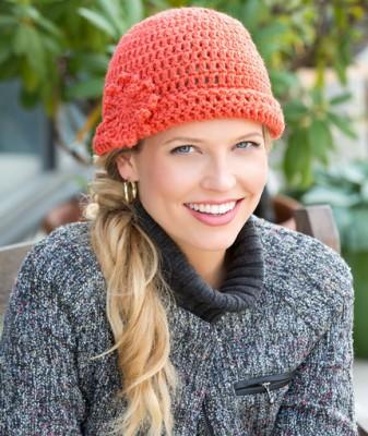 Judy's Hat Free Crochet Pattern
