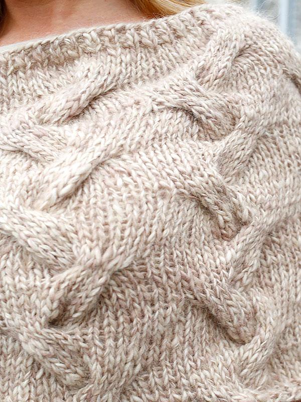 Knud Capelet Knitting Pattern