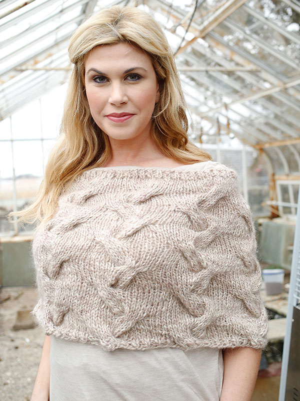 Knud Capelet Knitting Pattern Knitting Bee