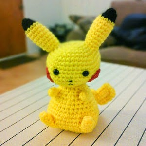 Read Pokemon Book One - Written Crochet Patterns (Unofficial ... | 300x300