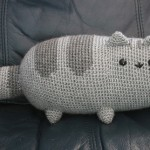 Pusheen the Cat Crochet Toy Free Pattern
