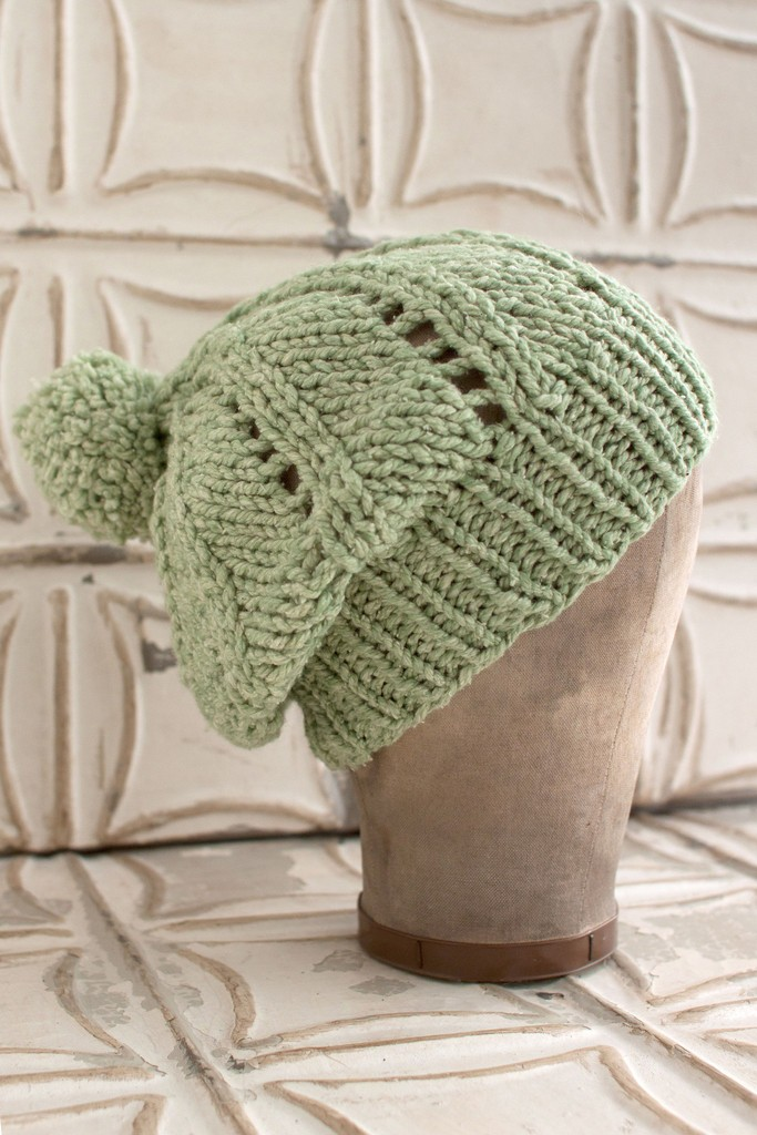 Springtime Picholine Hat