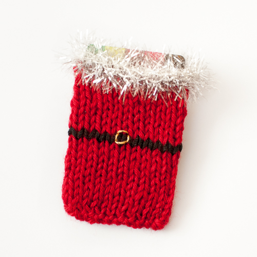 Gift Card Holders for Knitting Pattern