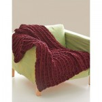 free crochet blanket pattern with nice texture
