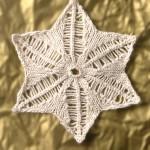 ERASTUS - Free Knitted Snowflake Pattern