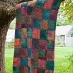 Berroco Putnam Free Blanket Pattern