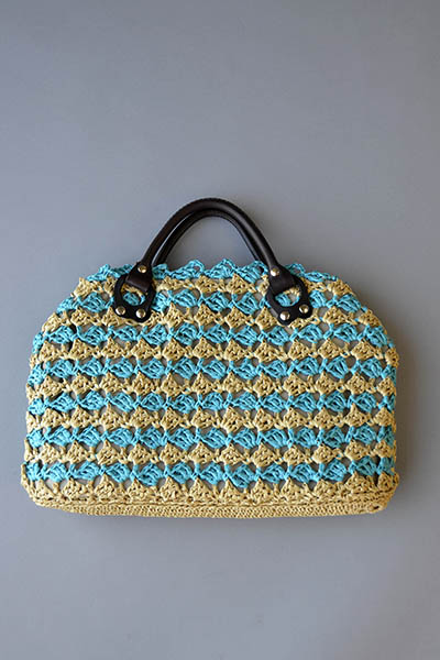 Crochet Loop Bag