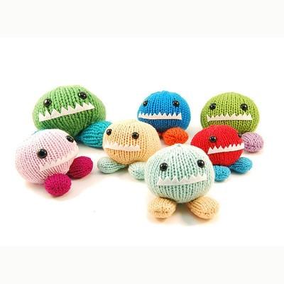Danger Crafts Monster Chunks free toy knitting pattern