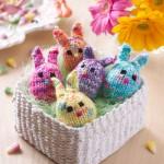 Five Little Bunnies Knitting