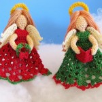 Little Angels Christmas Ornaments