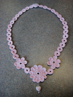 Mae Flower Necklace