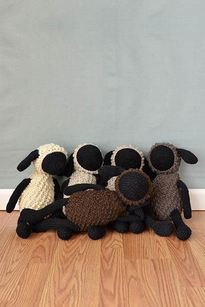 Sheldon Sheep and Friends