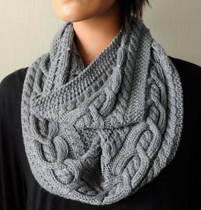 Inner Truth Cowl Free Knitting Pattern