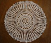 A Touch of the Irish Doily