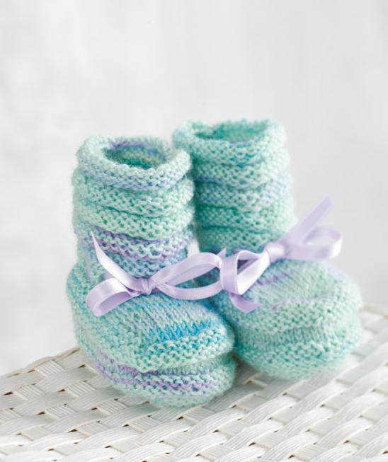 My First Regia Free Baby Booties Knitting Pattern ⋆ Knitting Bee Gorgeous Free Baby Booties Knitting Pattern