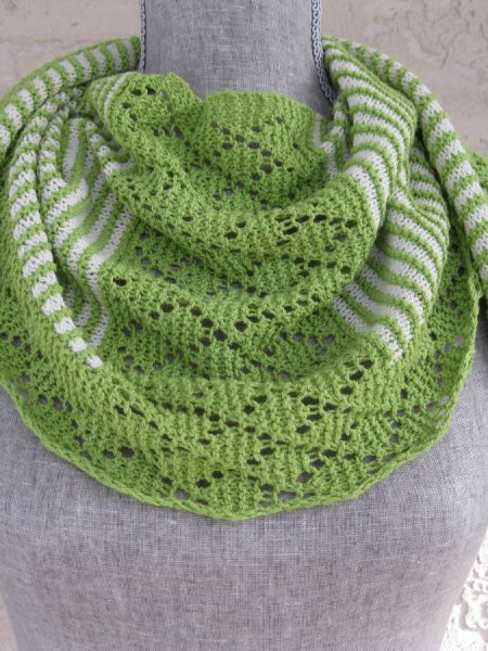 Ridgely Knitted Scarf