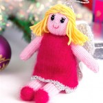 Fae Angel Doll Knitting Pattern