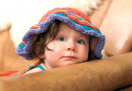 Free Sundress and Hat Set Knitting Pattern for Little Ones 1